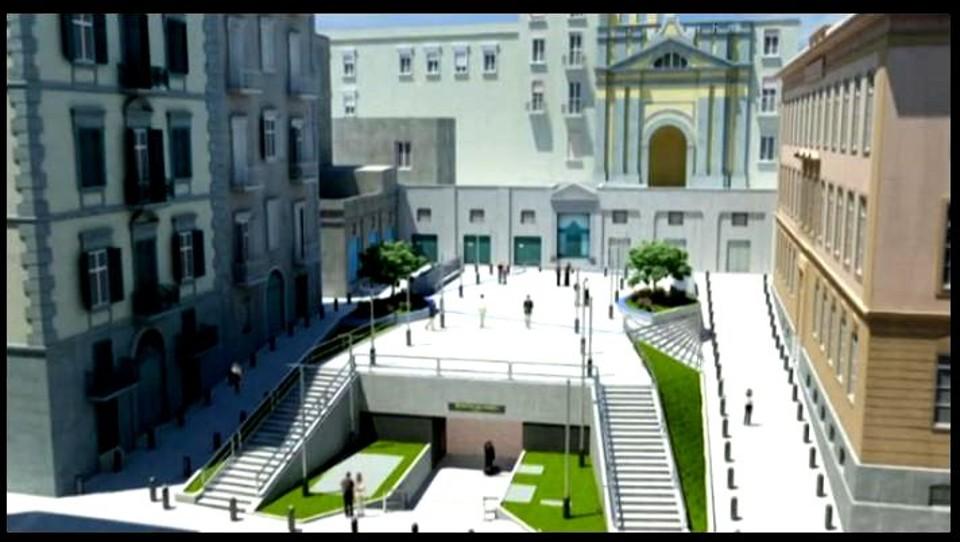 Apertura e presentazione della Stazione Toledo