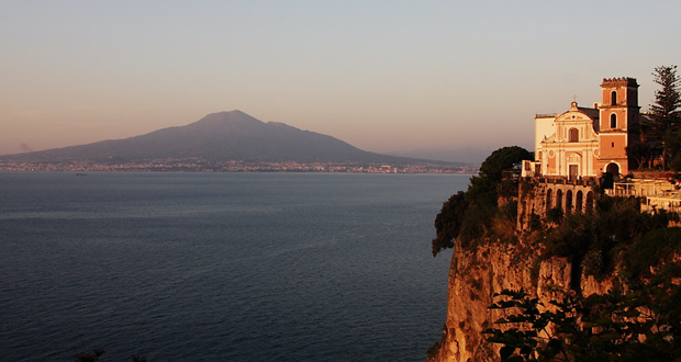 È in Costiera Sorrentina una delle chiese più belle d'Italia