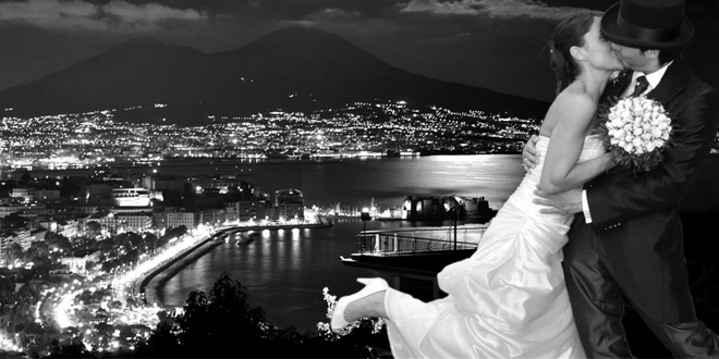 La storia della fotografia di matrimonio a Napoli