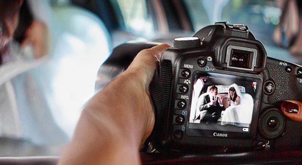 Il fotografo di matrimonio: evoluzione , regole, e situazione della professione in Italia