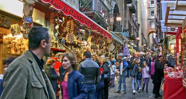 Natale a Napoli 2015: iniziano i preparativi!