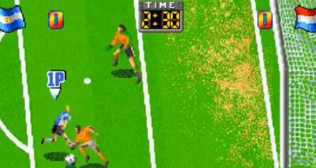 Da dove provengono i videogiochi di calcio
