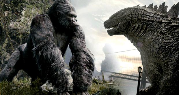 King Kong e Godzilla ritornano al cinema