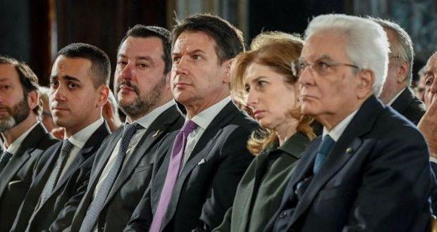 La crisi di governo in 5 step